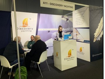 Discovery in International Expo ICE new